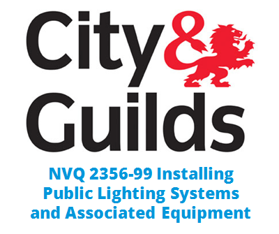 NVQ 2356-99 Level 3 in Public Lighting Systems and Associated Equipment